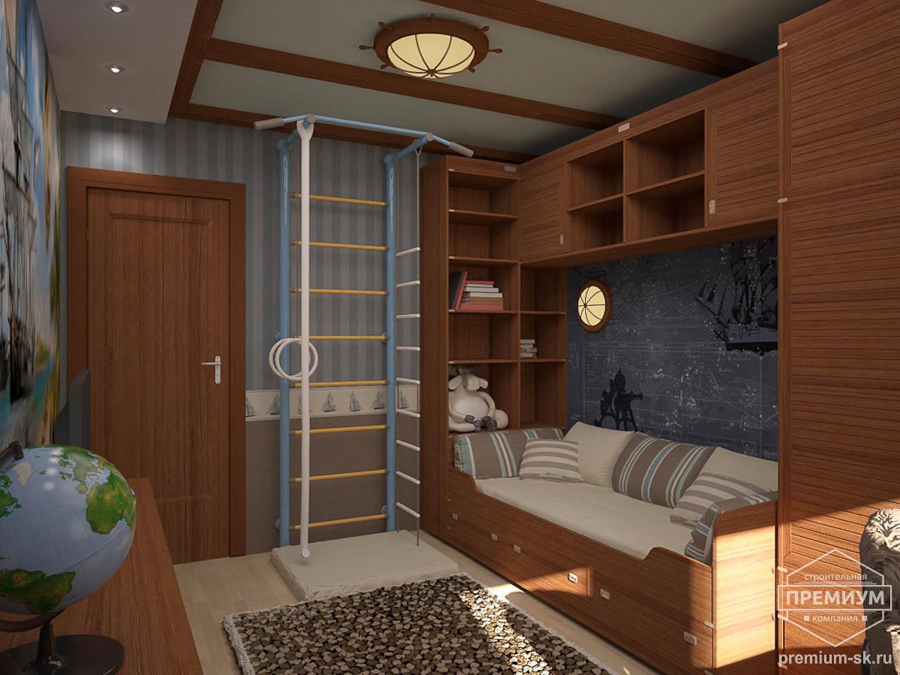 Дизайн интерьера детской по ул. Фролова 31 img387360478