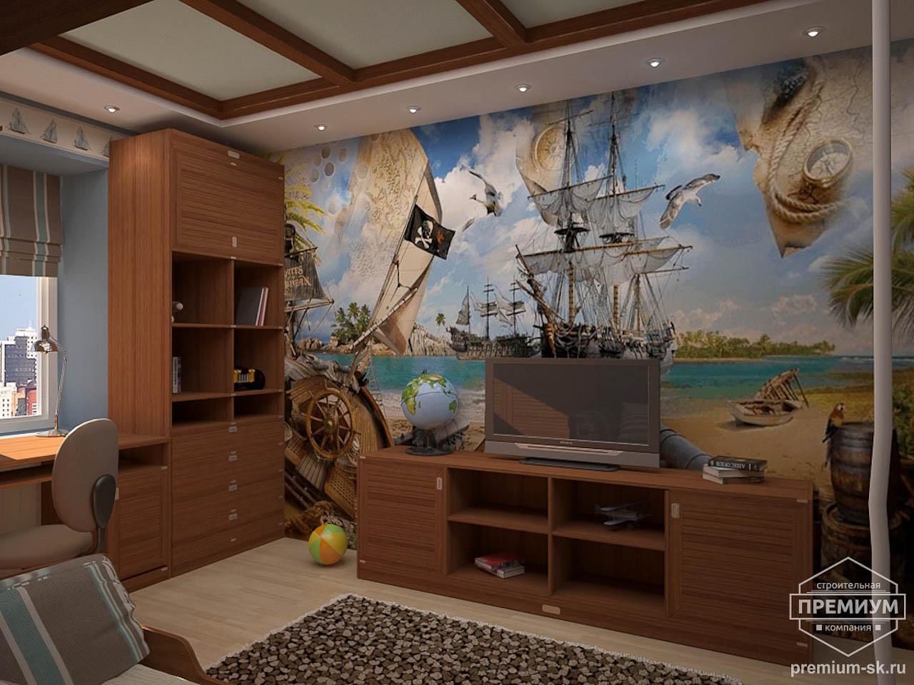 Дизайн интерьера детской по ул. Фролова 31 img342580214