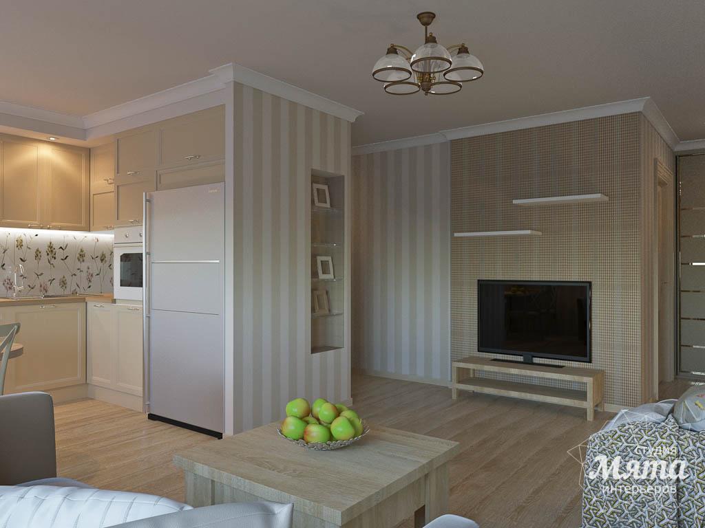 Дизайн интерьера однокомнатной квартиры по ул. Бажова 161 img112330363