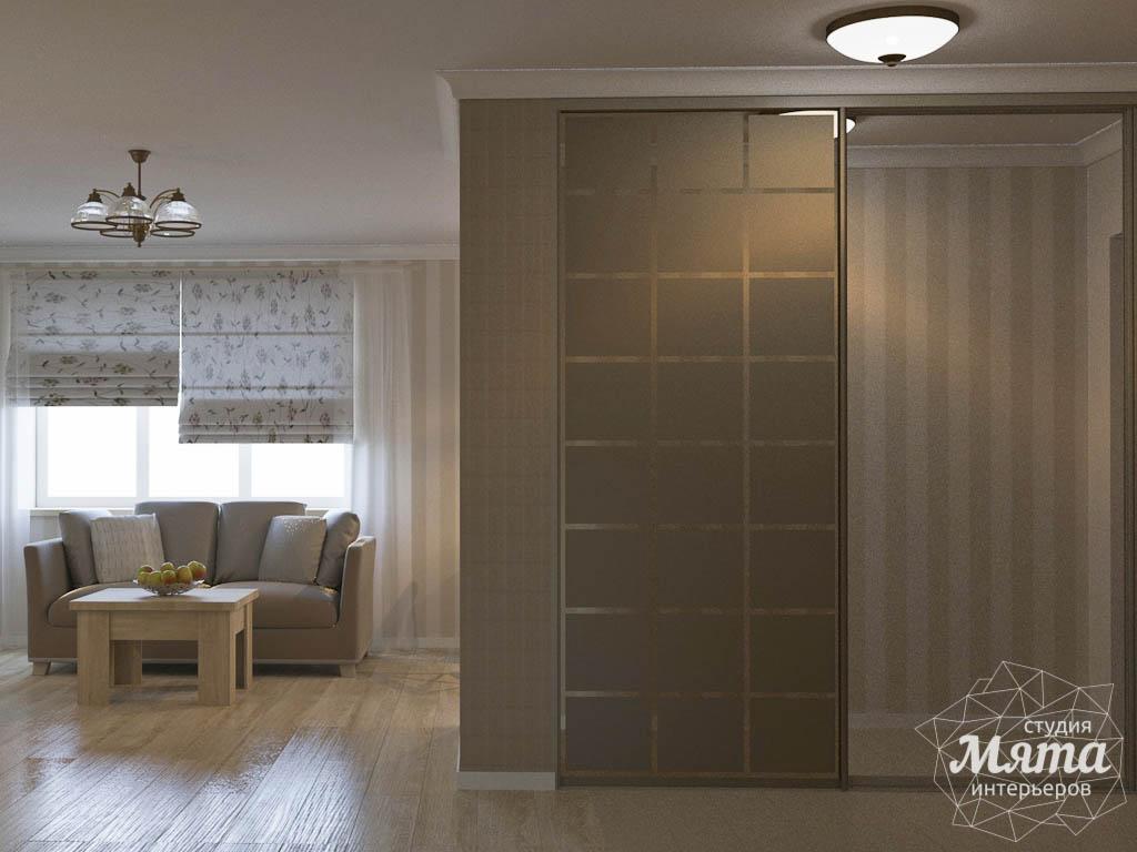 Дизайн интерьера однокомнатной квартиры по ул. Бажова 161 img997991685