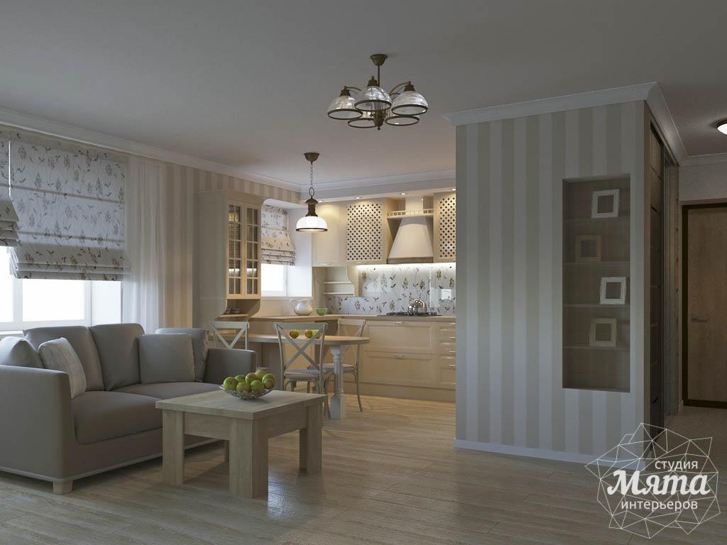 Дизайн интерьера однокомнатной квартиры по ул. Бажова 161 img736045575