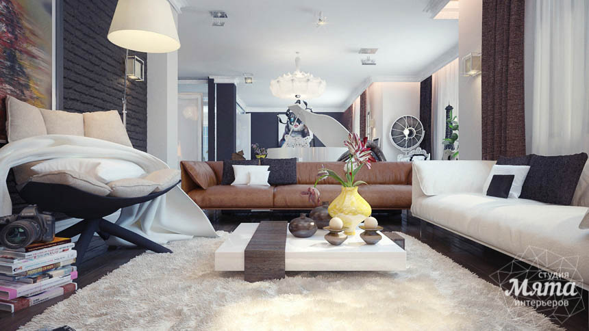 Дизайн интерьера коттеджа в п. Александрия img1796308395