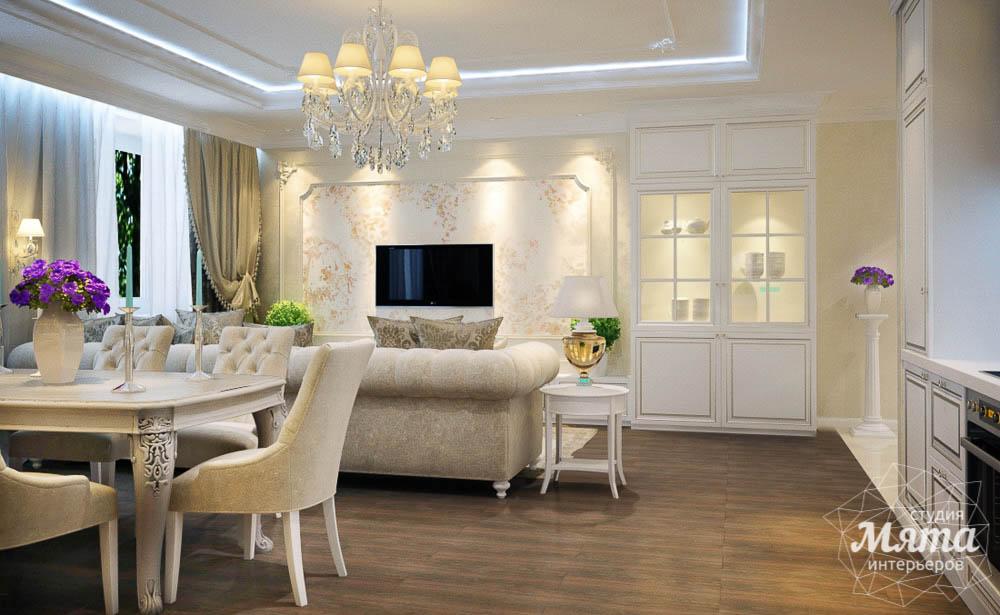 Дизайн интерьера четырехкомнатной квартиры по ул. Куйбышева 98 img368961357