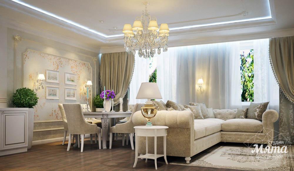 Дизайн интерьера четырехкомнатной квартиры по ул. Куйбышева 98 img1273318660
