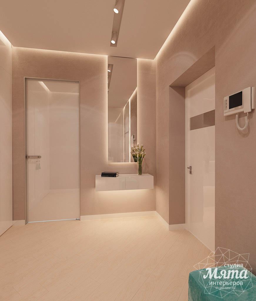 Дизайн интерьера однокомнатной квартиры в ЖК Крылов (1 очередь) img1848052432