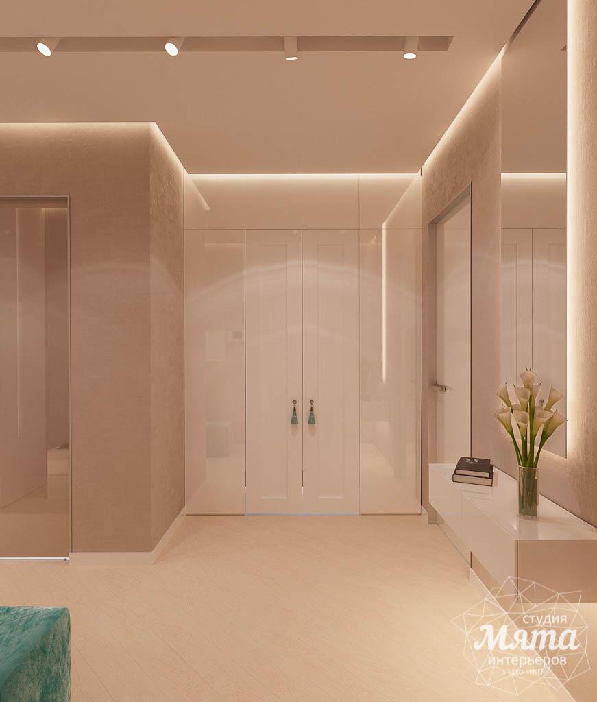 Дизайн интерьера однокомнатной квартиры в ЖК Крылов (1 очередь) img1888114557