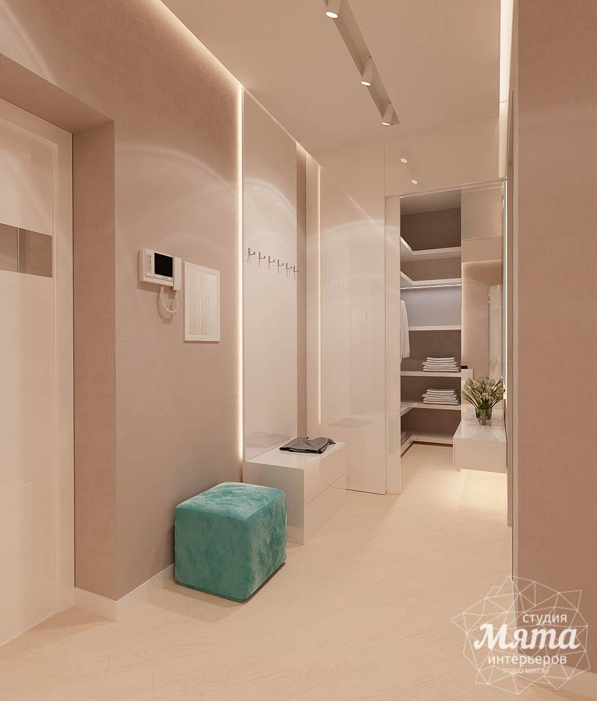 Дизайн интерьера однокомнатной квартиры в ЖК Крылов (1 очередь) img953727986