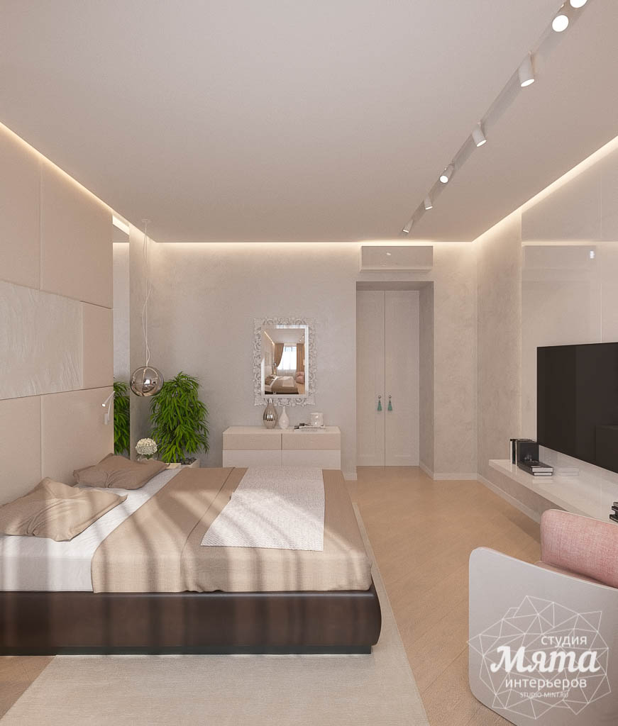 Дизайн интерьера однокомнатной квартиры в ЖК Крылов (1 очередь) img320513347