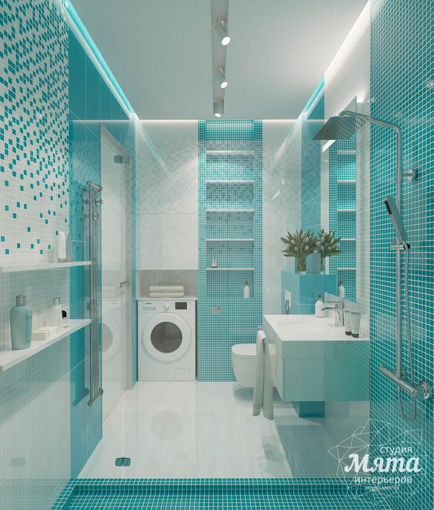 Дизайн интерьера однокомнатной квартиры в ЖК Крылов (1 очередь) img799259091