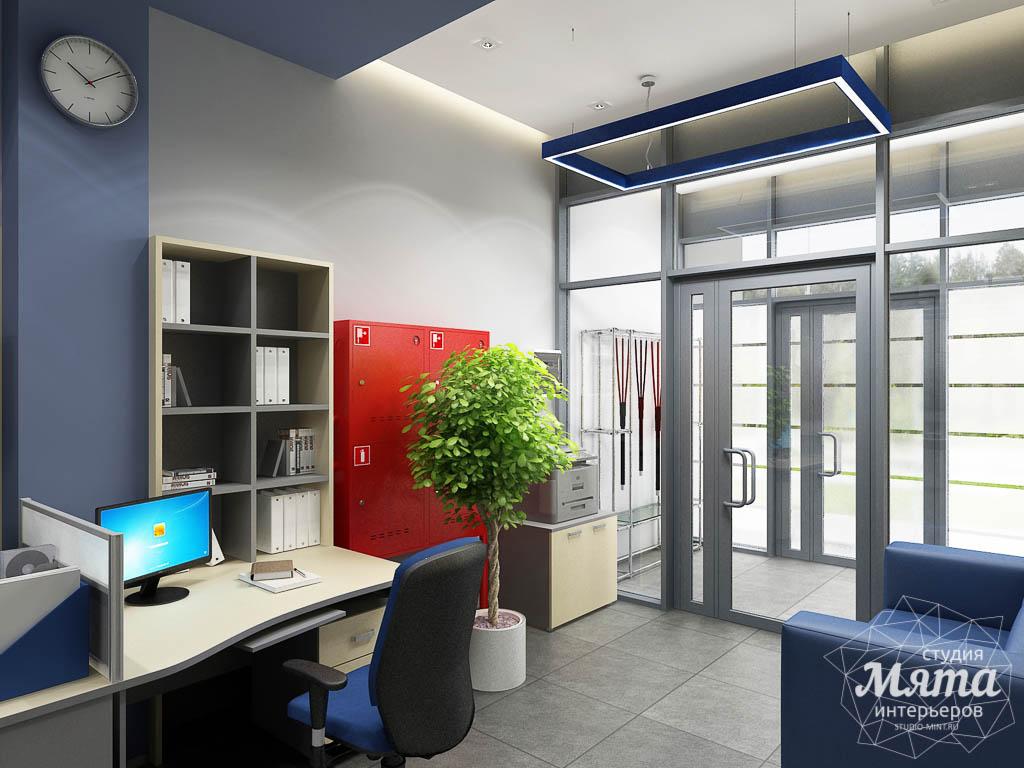 Дизайн интерьера офиса по ул. Чкалова 231 img2042577188