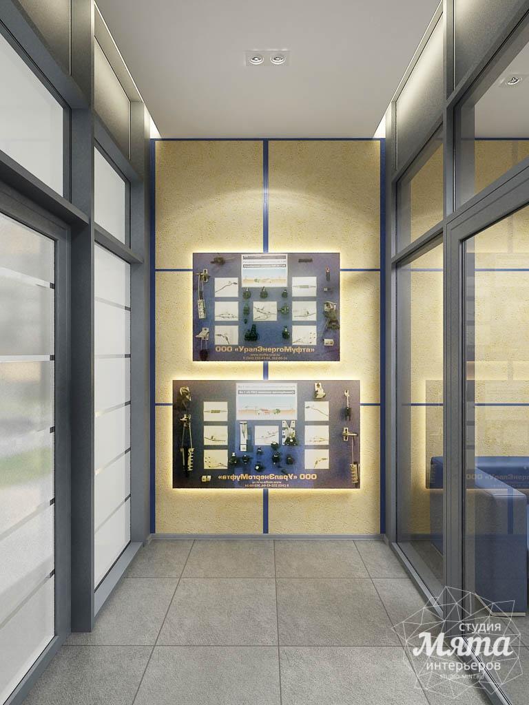 Дизайн интерьера офиса по ул. Чкалова 231 img1342787057