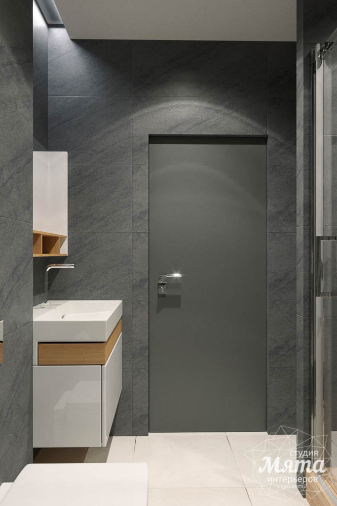 Дизайн интерьера однокомнатной квартиры по ул. Ак. Семихатова 18 img642314396