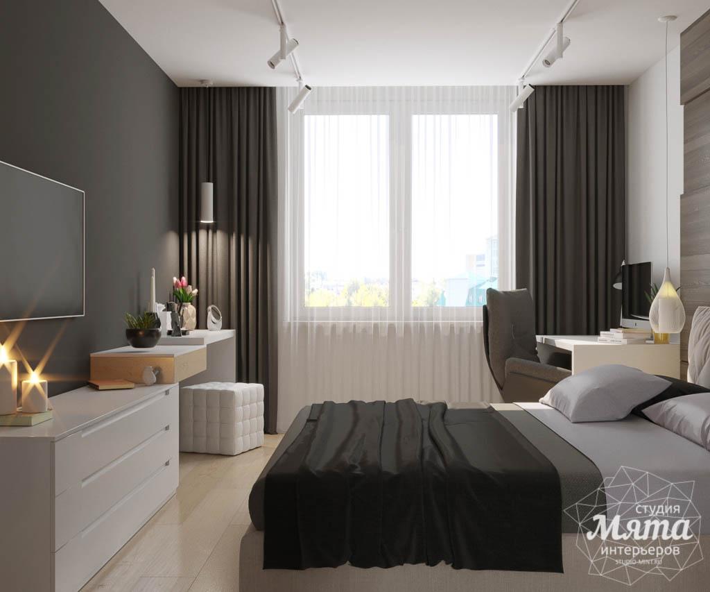 Дизайн интерьера однокомнатной квартиры по ул. Ак. Семихатова 18 img1221642572