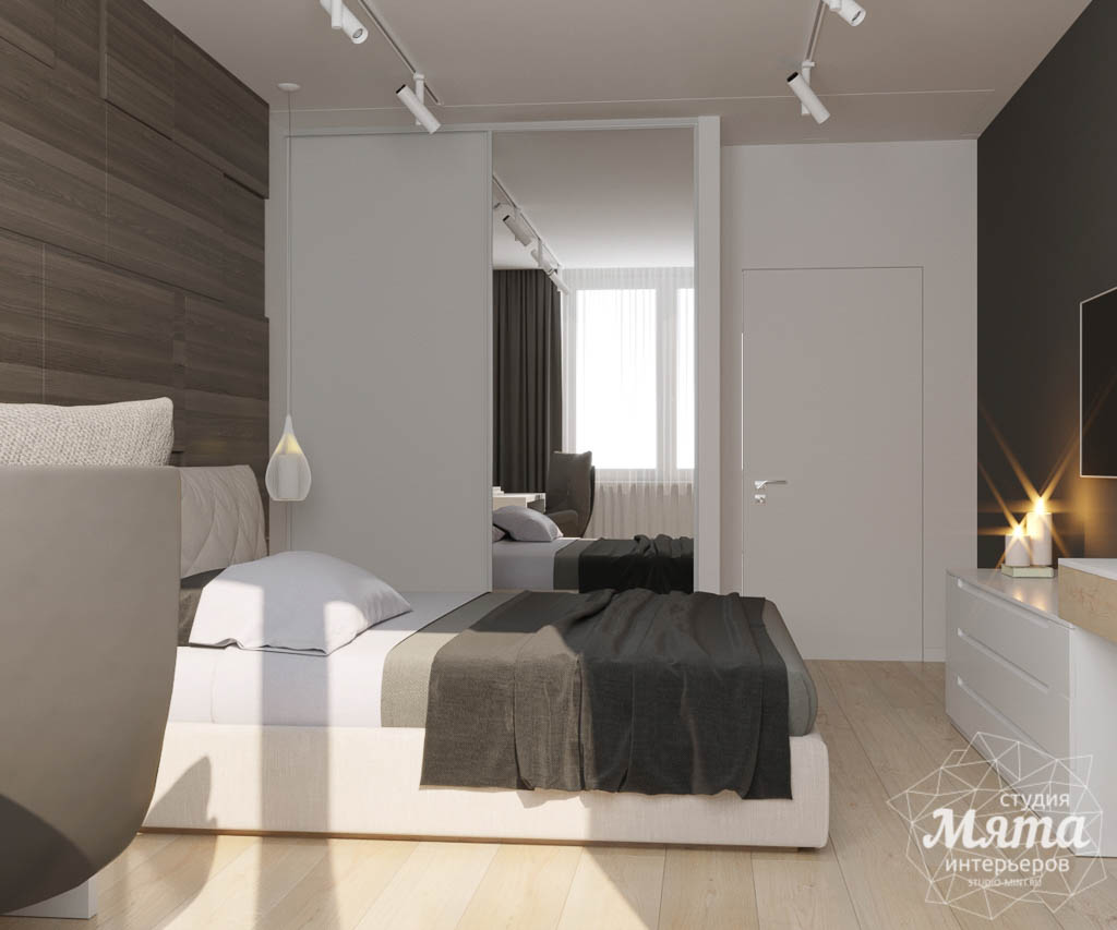 Дизайн интерьера однокомнатной квартиры по ул. Ак. Семихатова 18 img1478539418