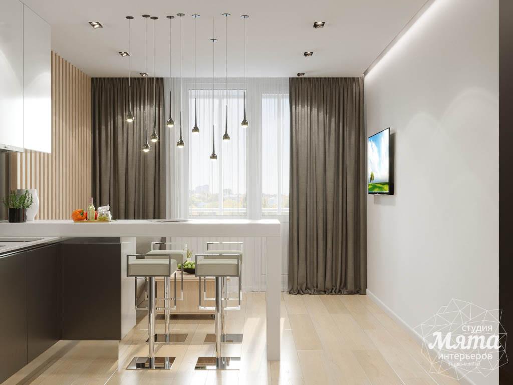 Дизайн интерьера однокомнатной квартиры по ул. Ак. Семихатова 18 img1001002894