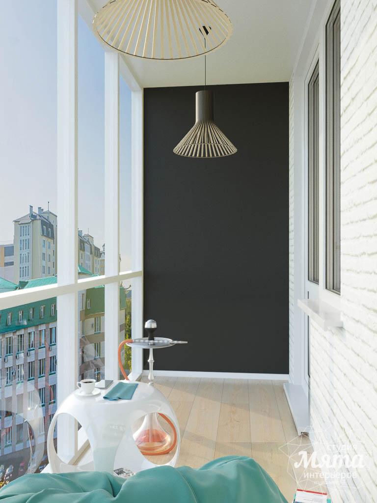 Дизайн интерьера однокомнатной квартиры по ул. Ак. Семихатова 18 img1572550602