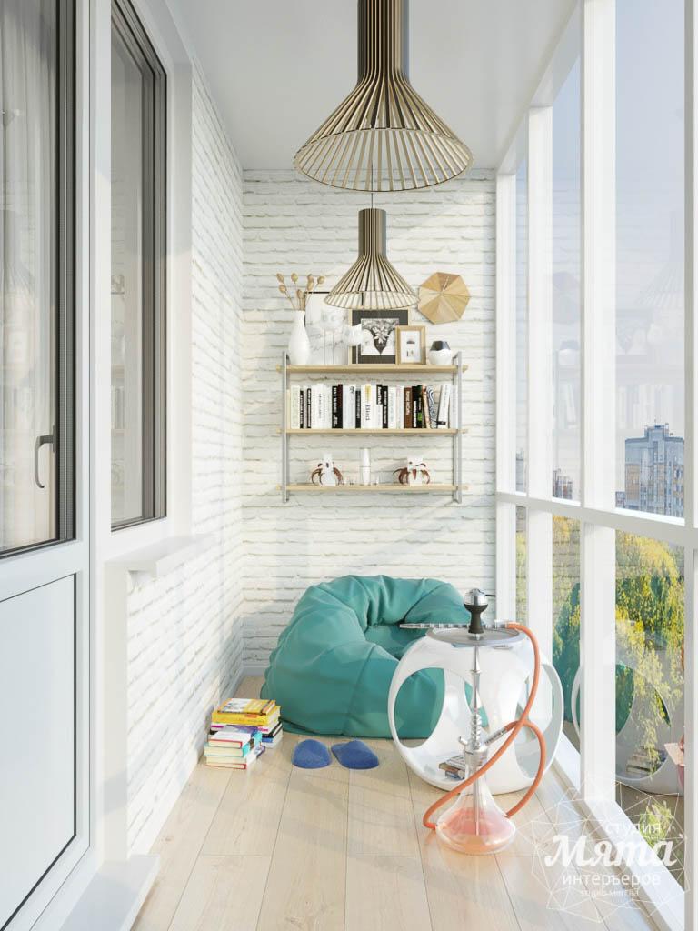 Дизайн интерьера однокомнатной квартиры по ул. Ак. Семихатова 18 img1326885386