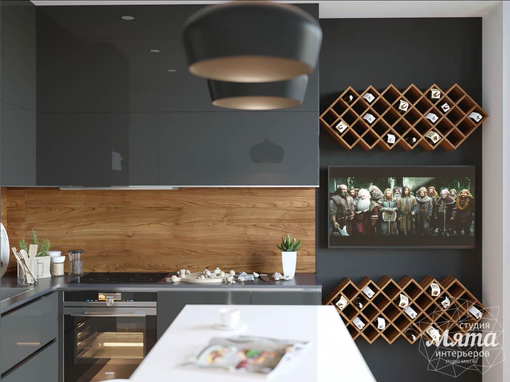 Дизайн интерьера однокомнатной квартиры в ЖК Чемпион Парк img1549072834