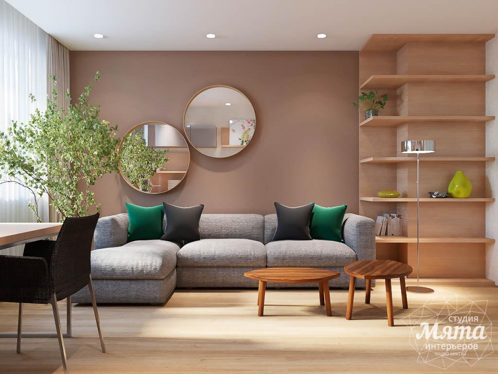 Дизайн интерьера трехкомнатной квартиры по ул. Куйбышева 102 img624080787