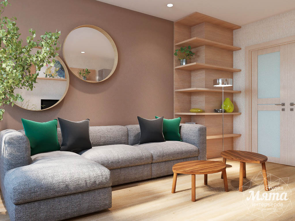 Дизайн интерьера трехкомнатной квартиры по ул. Куйбышева 102 img1005050816