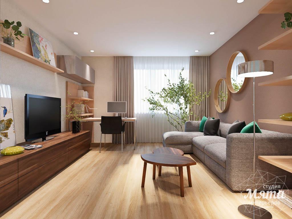 Дизайн интерьера трехкомнатной квартиры по ул. Куйбышева 102 img486254100