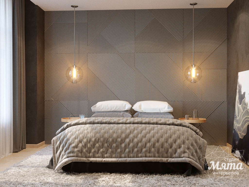 Дизайн интерьера однокомнатной квартиры в ЖК Чемпион Парк img1003618309