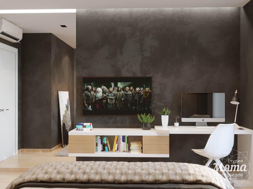 Дизайн интерьера однокомнатной квартиры в ЖК Чемпион Парк img1592159316