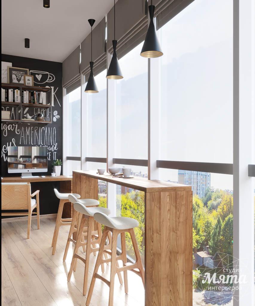Дизайн интерьера однокомнатной квартиры в ЖК Чемпион Парк img1027184931
