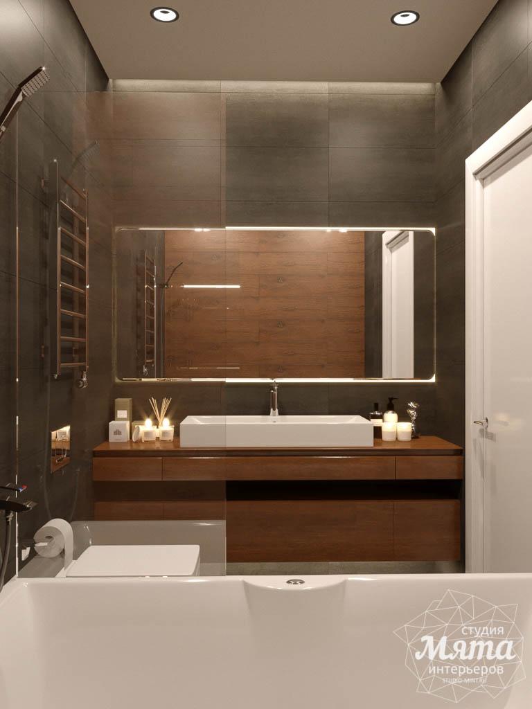 Дизайн интерьера однокомнатной квартиры в ЖК Чемпион Парк img430480659