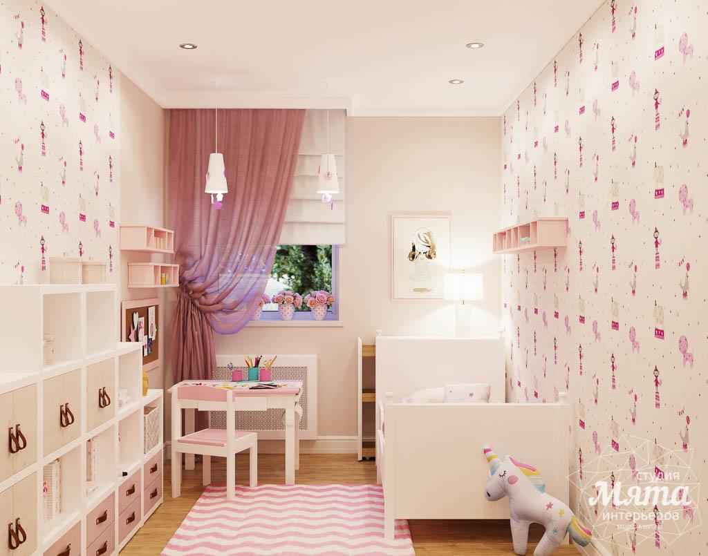 Дизайн интерьера трехкомнатной квартиры по ул. Фурманова 103 img205113969