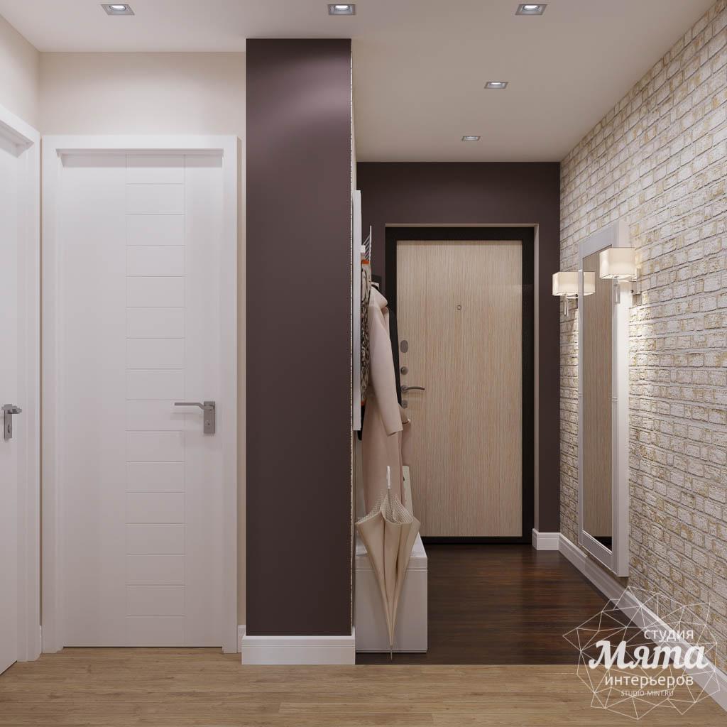 Дизайн интерьера трехкомнатной квартиры по ул. Фурманова 103 img1167378542