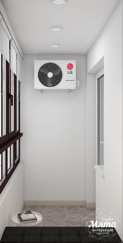 Дизайн интерьера двухкомнатной квартиры в ЖК Первый Николаевский img2137130235