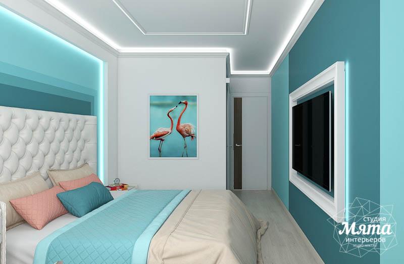 Дизайн интерьера двухкомнатной квартиры в ЖК Первый Николаевский img1198247251