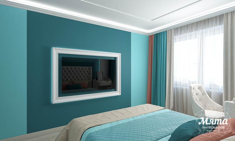 Дизайн интерьера двухкомнатной квартиры в ЖК Первый Николаевский img183830155