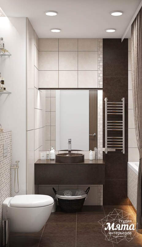 Дизайн интерьера двухкомнатной квартиры в ЖК Первый Николаевский img1250700349