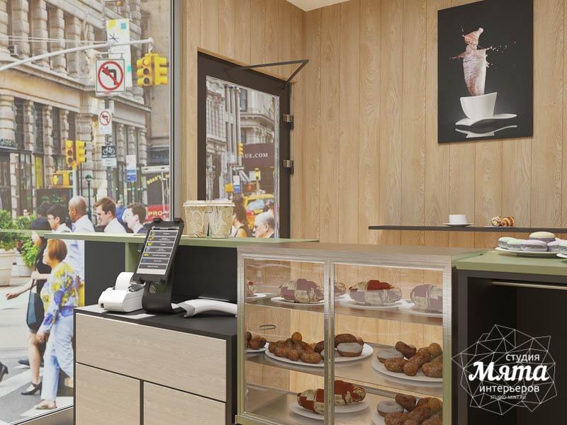 Дизайн интерьера маленькой кофейни   Екатеринбург img1640634146