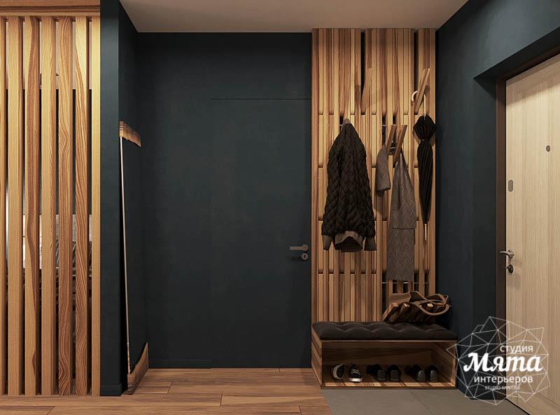 Дизайн интерьера квартиры - студии в ЖК Солнечный img2016645245