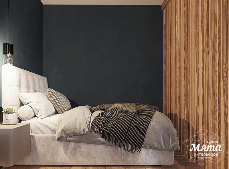 Дизайн интерьера квартиры - студии в ЖК Солнечный img853838568