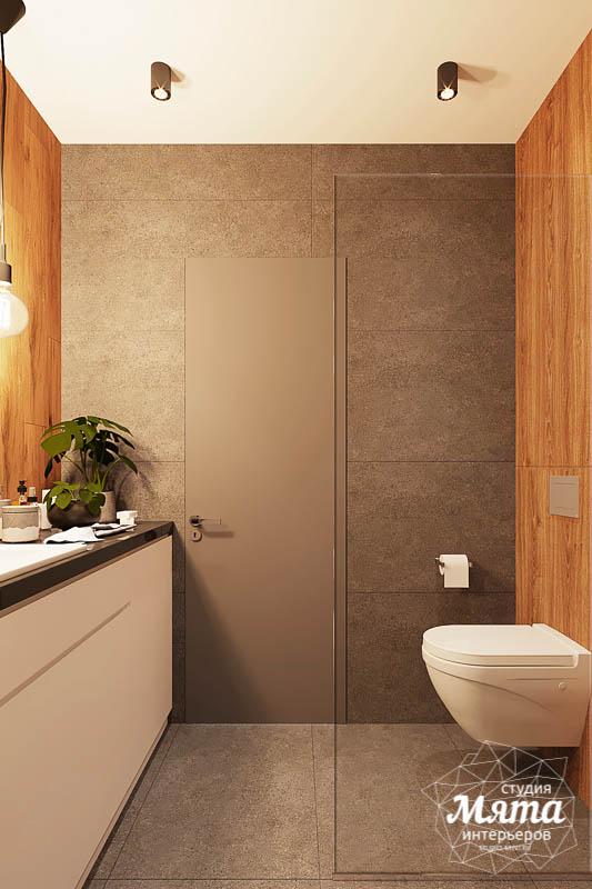 Дизайн интерьера квартиры - студии в ЖК Солнечный img1460778189