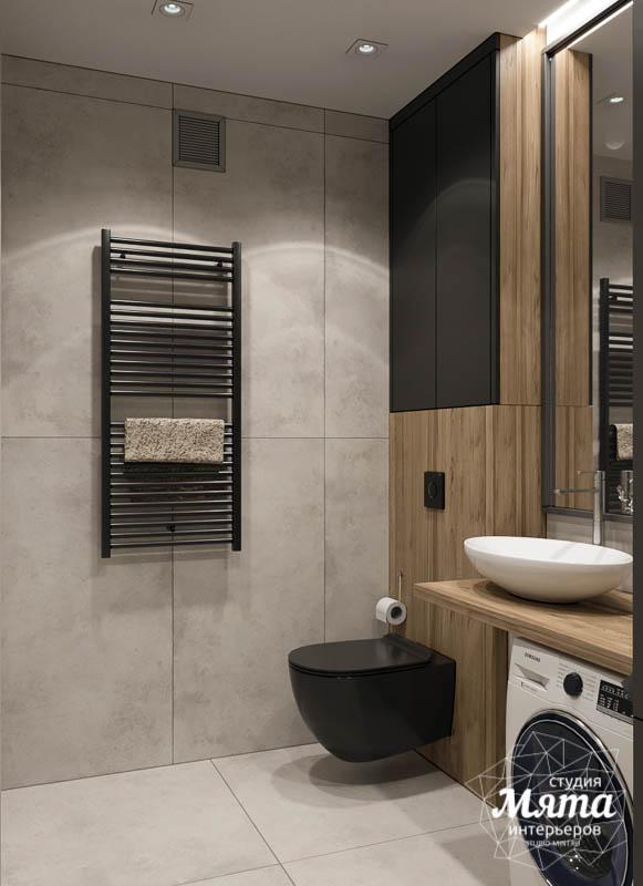 Дизайн интерьера двухкомнатной квартиры в ЖК Репин Парк img805026899