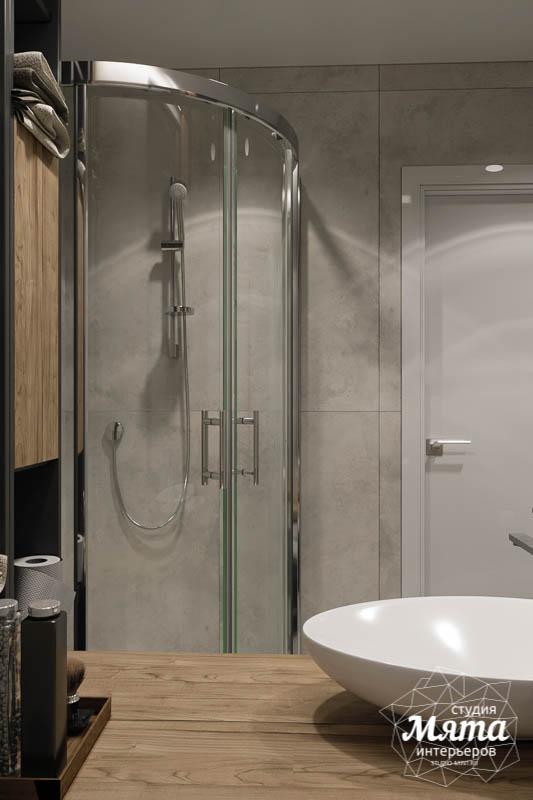 Дизайн интерьера двухкомнатной квартиры в ЖК Репин Парк img1332520397