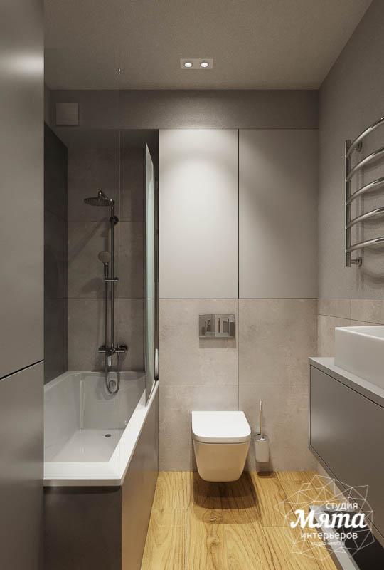 Дизайн интерьера квартиры - студии в ЖК Стрелки img1146802661