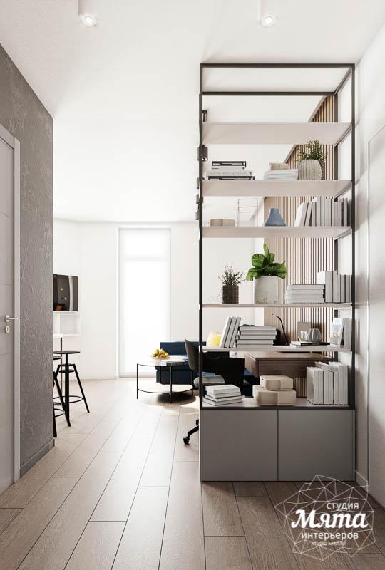 Дизайн интерьера квартиры - студии в ЖК Стрелки img913831588