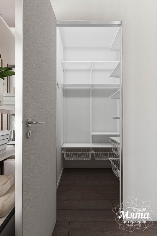 Дизайн интерьера квартиры - студии в ЖК Стрелки img1358066705